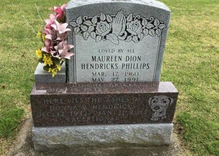 PHILLIPS, MAUREEN DION - Washington County, Arkansas | MAUREEN DION PHILLIPS - Arkansas Gravestone Photos