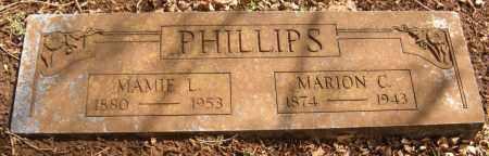 PHILLIPS, MAMIE L - Washington County, Arkansas | MAMIE L PHILLIPS - Arkansas Gravestone Photos