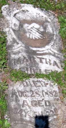 PHILLIPS, MARTHA - Washington County, Arkansas   MARTHA PHILLIPS - Arkansas Gravestone Photos
