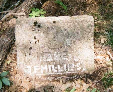 PHILLIPS, NANCY ROSANNA - Washington County, Arkansas | NANCY ROSANNA PHILLIPS - Arkansas Gravestone Photos