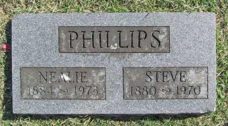 PHILLIPS, STEVE - Washington County, Arkansas | STEVE PHILLIPS - Arkansas Gravestone Photos