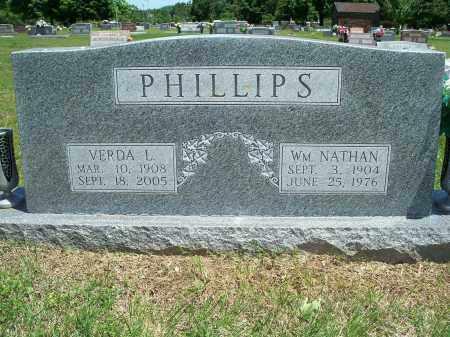 PHILLIPS, VERDA L. - Washington County, Arkansas   VERDA L. PHILLIPS - Arkansas Gravestone Photos