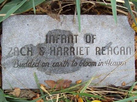 REAGAN, INFANT - Washington County, Arkansas | INFANT REAGAN - Arkansas Gravestone Photos