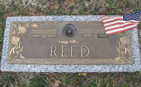 REED, DONALD EDGAR - Washington County, Arkansas | DONALD EDGAR REED - Arkansas Gravestone Photos
