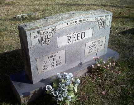 REED, DONNA FAYE - Washington County, Arkansas | DONNA FAYE REED - Arkansas Gravestone Photos