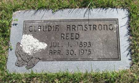 REED, CLAUDIA - Washington County, Arkansas | CLAUDIA REED - Arkansas Gravestone Photos