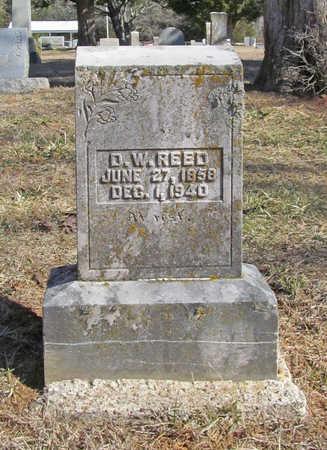REED, D W - Washington County, Arkansas | D W REED - Arkansas Gravestone Photos
