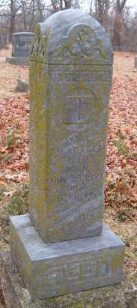 REED, DORA - Washington County, Arkansas | DORA REED - Arkansas Gravestone Photos