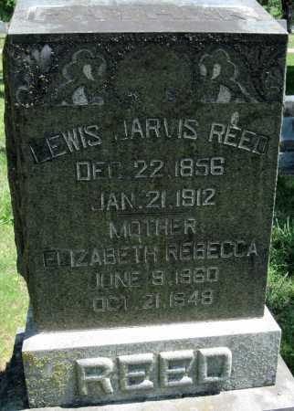 REED, LEWIS JARVIS - Washington County, Arkansas | LEWIS JARVIS REED - Arkansas Gravestone Photos