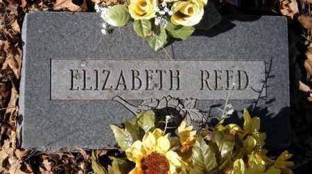 REED, ELIZABETH - Washington County, Arkansas | ELIZABETH REED - Arkansas Gravestone Photos