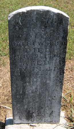 REED, ELIZABETH A - Washington County, Arkansas | ELIZABETH A REED - Arkansas Gravestone Photos