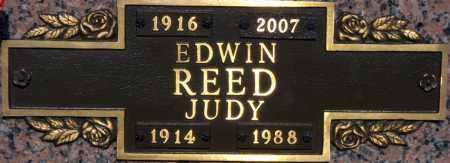 REED, EDWIN - Washington County, Arkansas | EDWIN REED - Arkansas Gravestone Photos