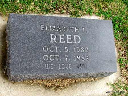 REED, ELIZABETH L - Washington County, Arkansas   ELIZABETH L REED - Arkansas Gravestone Photos
