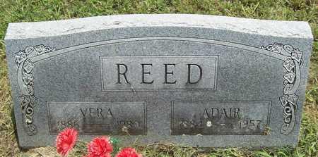 REED, GEORGE ADAIR - Washington County, Arkansas | GEORGE ADAIR REED - Arkansas Gravestone Photos