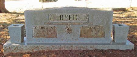 REED, FRANCES - Washington County, Arkansas | FRANCES REED - Arkansas Gravestone Photos