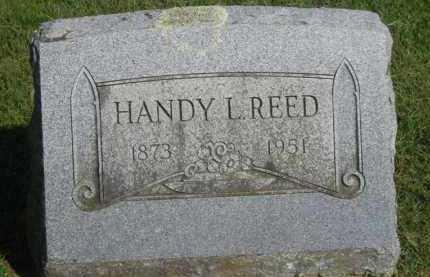 REED, HANDY L - Washington County, Arkansas | HANDY L REED - Arkansas Gravestone Photos