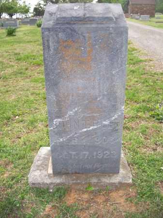 REED, JOHN T. - Washington County, Arkansas | JOHN T. REED - Arkansas Gravestone Photos