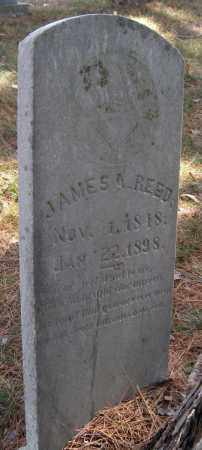 REED, JAMES A - Washington County, Arkansas   JAMES A REED - Arkansas Gravestone Photos