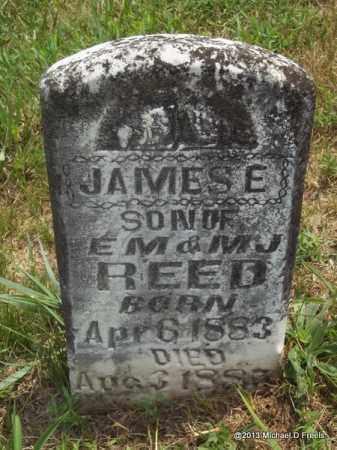 REED, JAMES E - Washington County, Arkansas | JAMES E REED - Arkansas Gravestone Photos