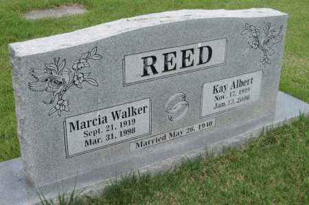 REED, KAY ALBERT - Washington County, Arkansas | KAY ALBERT REED - Arkansas Gravestone Photos