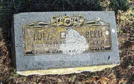 REED, LOLA - Washington County, Arkansas   LOLA REED - Arkansas Gravestone Photos