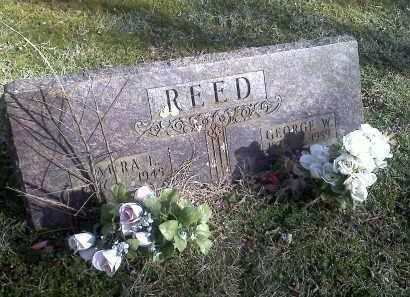 REED, LAURA L - Washington County, Arkansas | LAURA L REED - Arkansas Gravestone Photos