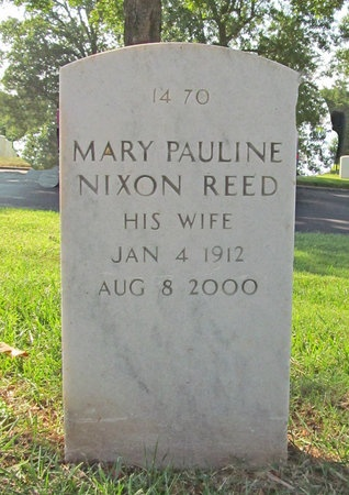 REED, MARY PAULINE - Washington County, Arkansas   MARY PAULINE REED - Arkansas Gravestone Photos
