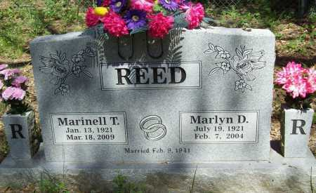 REED, MARINELL - Washington County, Arkansas | MARINELL REED - Arkansas Gravestone Photos