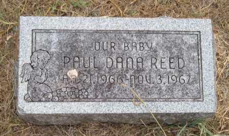 REED, PAUL DANA - Washington County, Arkansas | PAUL DANA REED - Arkansas Gravestone Photos