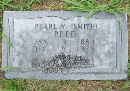REED, PEARL VIRGINIA - Washington County, Arkansas | PEARL VIRGINIA REED - Arkansas Gravestone Photos