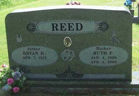 REED, RUTH FERN - Washington County, Arkansas | RUTH FERN REED - Arkansas Gravestone Photos