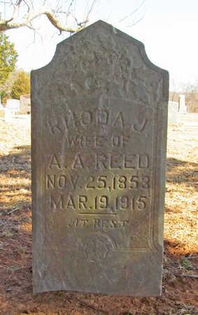 REED, RHODA J - Washington County, Arkansas | RHODA J REED - Arkansas Gravestone Photos