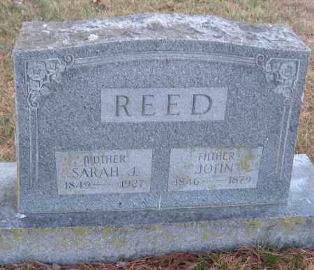 REED, JOHN - Washington County, Arkansas | JOHN REED - Arkansas Gravestone Photos