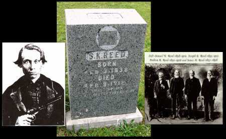 REED, SAMUEL KING - Washington County, Arkansas | SAMUEL KING REED - Arkansas Gravestone Photos