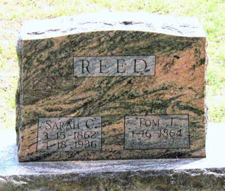 REED, SARAH CAROLINE - Washington County, Arkansas | SARAH CAROLINE REED - Arkansas Gravestone Photos