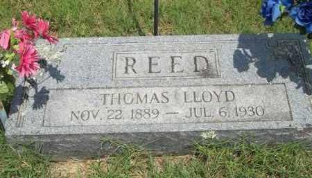 REED, THOMAS LLOYD - Washington County, Arkansas | THOMAS LLOYD REED - Arkansas Gravestone Photos