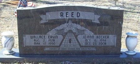REED, JO ANN - Washington County, Arkansas | JO ANN REED - Arkansas Gravestone Photos