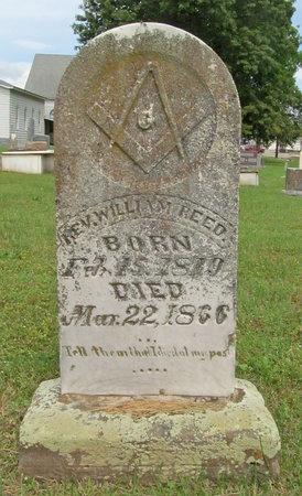REED, WILLIAM - Washington County, Arkansas | WILLIAM REED - Arkansas Gravestone Photos