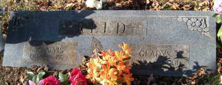 REED, GLADYS - Washington County, Arkansas | GLADYS REED - Arkansas Gravestone Photos