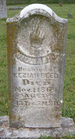 REED, WILLIAM J - Washington County, Arkansas | WILLIAM J REED - Arkansas Gravestone Photos
