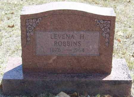 ROBBINS, LEVENA - Washington County, Arkansas | LEVENA ROBBINS - Arkansas Gravestone Photos