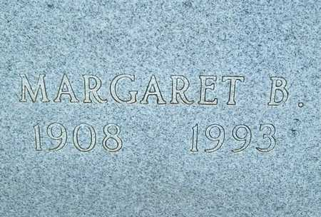 ROBERTS, MARGARET B (CLOSEUP) - Washington County, Arkansas | MARGARET B (CLOSEUP) ROBERTS - Arkansas Gravestone Photos