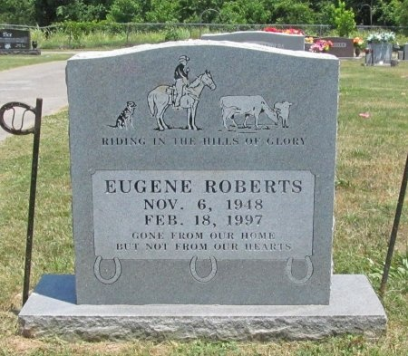 ROBERTS, EUGENE - Washington County, Arkansas | EUGENE ROBERTS - Arkansas Gravestone Photos