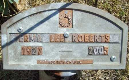 "ROBERTS, ERMA LEE ""PETE"" - Washington County, Arkansas 