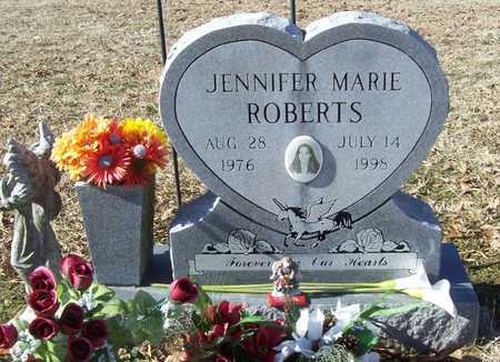 ROBERTS, JENNIFER MARIE - Washington County, Arkansas | JENNIFER MARIE ROBERTS - Arkansas Gravestone Photos
