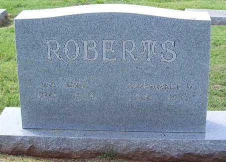 "ROBERTS, J A ""JACK"" - Washington County, Arkansas | J A ""JACK"" ROBERTS - Arkansas Gravestone Photos"