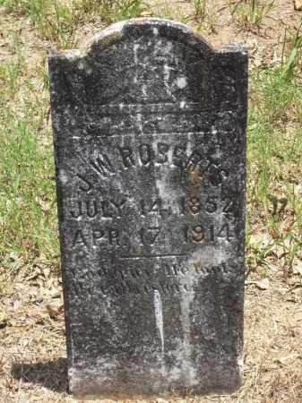 ROBERTS, J W - Washington County, Arkansas | J W ROBERTS - Arkansas Gravestone Photos