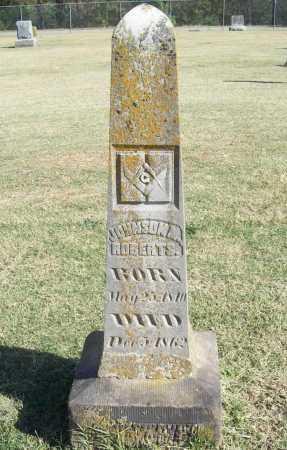 ROBERTS, JOHNSON M - Washington County, Arkansas | JOHNSON M ROBERTS - Arkansas Gravestone Photos
