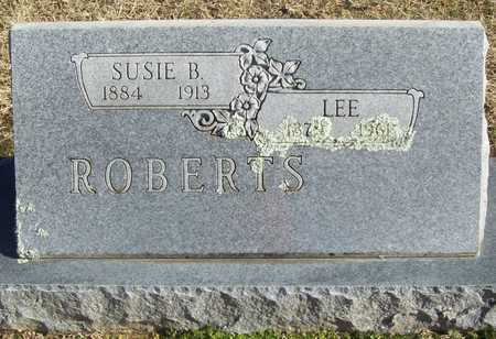 ROBERTS, LEE - Washington County, Arkansas | LEE ROBERTS - Arkansas Gravestone Photos