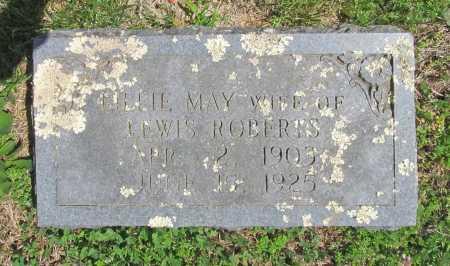 ROBERTS, LILLIE MAY - Washington County, Arkansas | LILLIE MAY ROBERTS - Arkansas Gravestone Photos
